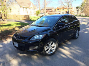 2007 Mazda CX-7 With E tested  4 cylinder SUV, Crossover