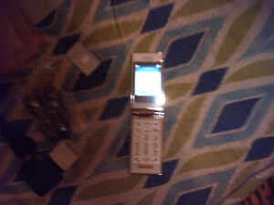 Seniors cell phone new never used