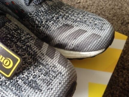 Adidas uncaged ultra boost pure 8US oreo 1.0 y-3 yeezy nmd NEW