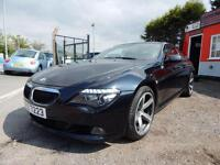 2008 BMW 6 Series 635d Sport 2dr Auto 1 former keeper,Full service history 2 ...