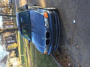 1999 BMW 3-Series Sedan MANUAL