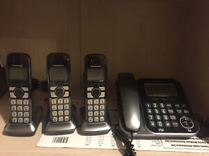Panasonic Corless Phones