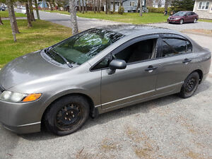 2007 Honda Civic Berline