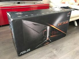 Asus ROG Swift PG348Q 34 Inch IPS G-Sync Curved Monitor Ultrawide 100hz