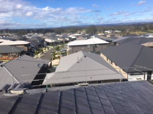 Roof tilers wanted, good salary experience not required.