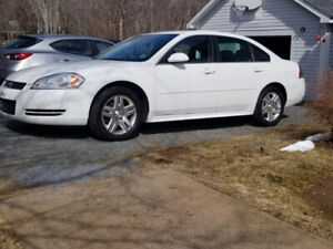 2011 Chevy Impala For sale