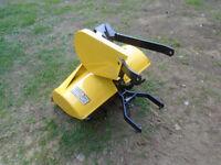 Rotoculteur INTERNATIONNAL 28`` de largeur pour tracteur