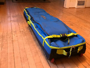 The North Face Rolling Board Bag