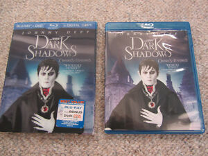 Dark Shadows Blu-Ray/DVD Combo Pack With Slipcover London Ontario image 1