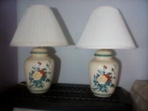 Lampes de table ou chevet