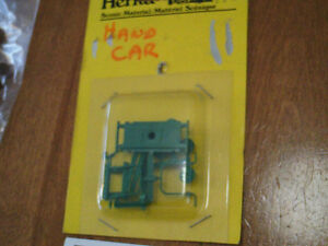 HO scale Hand car for electric model trains