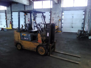 SELECTION OF USED FORKLIFTS FOR SALE