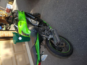 2008 Kawasaki ninja 250r (ready to ride)