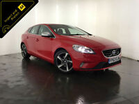 2013 63 VOLVO V40 R-DESIGN D2 DIESEL 1 OWNER SERVICE HISTORY FINANCE PX WELCOME