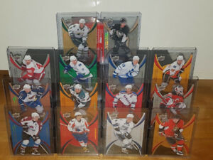 Carte Hockey ULTRA-RARE 2008-2009 Clear Path To Greatness