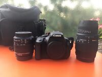 Canon 600 D like New