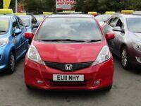 Honda Jazz 1.4 I-VTEC EX (red) 2011