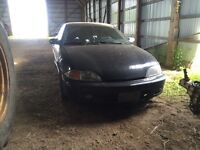 2001 Chevrolet supercharged Cavalier