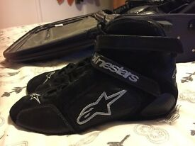 Alpinestar boots Sizes 12-13