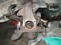 95 Chevrolet front knuckles