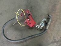 Primer Pump and Fire Engine parts
