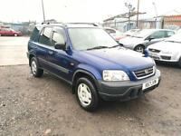 1999/R Honda CR-V 2.0i ( sr ) ( a/c ) auto LS LONG MOT EXCELLENT RUNNER