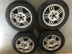 Porsche Cayenne Winter Tires and Wheels for sale