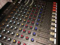 Inkel Powered Stereo Mixer 2 x 250w