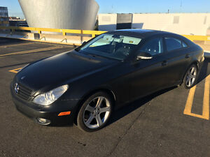 Mercedes CLS 500 with Warranty