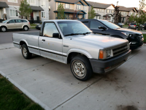 WTB: Mazda B2200 manual transmission