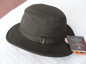 Tilley Tec- Cork Hat,Winter , Size 7 3/4, Brand new with tags