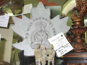 REMEMBRANCE DAY 2018 AT ANGIE O'H ANTIQUES!