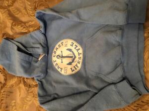 East coast hoodie and t shirt