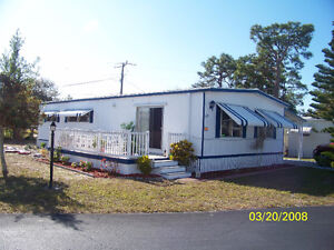 Florida Vacation Double Wide Home FOR SALE