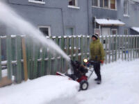 Snow Removal - On Call or Appointment