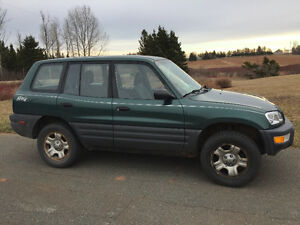 1998 Toyota RAV4 ***PRICE DROP $700***