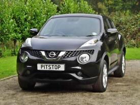 Nissan Juke Acenta 1.5 dCi 5dr DIESEL MANUAL 2014/64