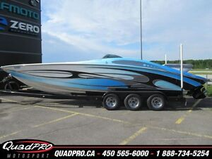 2008 CHALLENGER BOATS 31 Fountain, Sunsation 173,60$/SEMAINE