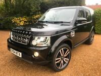 2015MY LAND ROVER DISCOVERY 4 3.0 SDV6 HSE , TV , REAR DVDS , 7 SEATS , PX