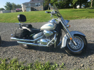 2004 SUZUKI 800 INTRUDER.....FINANCING AVAILABLE