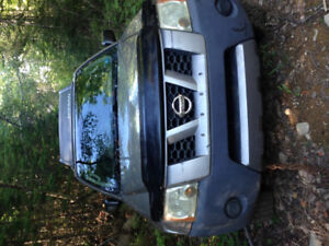 Parting out 2005 Nissan Xterra