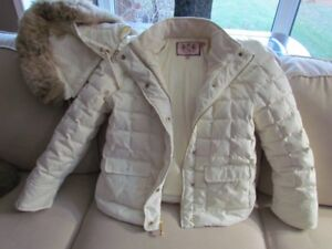 Juice Couture -Ladies Down Winter Jacket