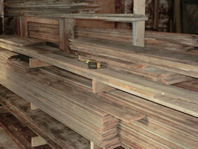 Authentic Reclaimed Barn Wood | Floors & Walls | Calgary ...