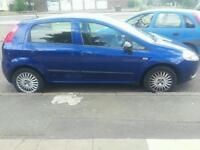 Car Fiat Punto