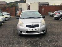 Toyota Yaris 2006. 1.0 VVT-i T2 3doors full year mot
