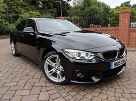 15 Reg BMW 420d 2.0 M Sport Gran Coupe [190] *1 Owner, FBMWSH & VAT Q*
