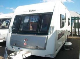 Elddis Avante 540 4 berth tourer. FREE WARRANTY