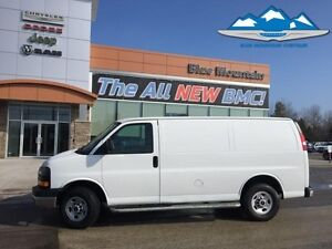 2015 GMC Savana Cargo Van   ACCIDENT FREE, EASY FINANCING, LOW M
