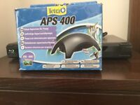New Tetra Aquarium Air Pump APS400