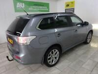 GREY MITSUBISHI OUTLANDER 2.0 PHEV GX 4HS ***FROM £271 PER MONTH***